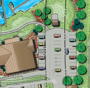 Saratoga Outdoor Center Site Master Plan